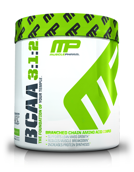 BCAA 3:2:1-POLVO-MUSCLEPHARM